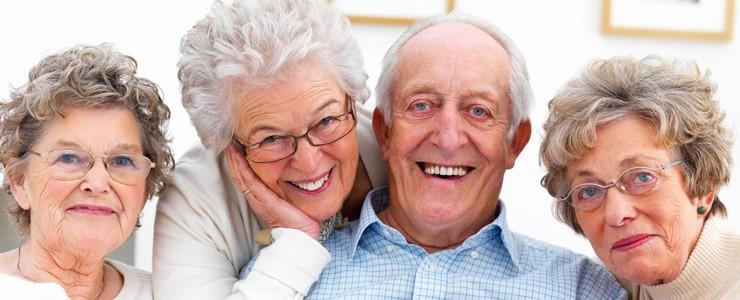 Những phương pháp cấy ghép implant răng cho người già